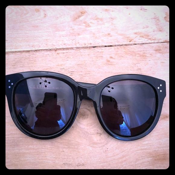 81f8343e921c9 Celine Accessories - CELINE Audrey Sunglasses CL 41755